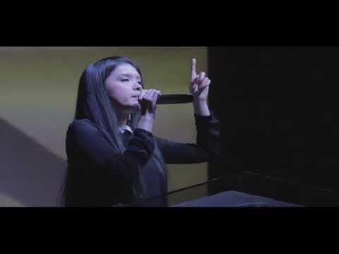 Natashia Nikita - Hatiku Percaya Live Worship YHS Samarinda, Kalimantan 2017