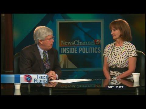 Inside Politics: Speaker Beth Harwell P.2
