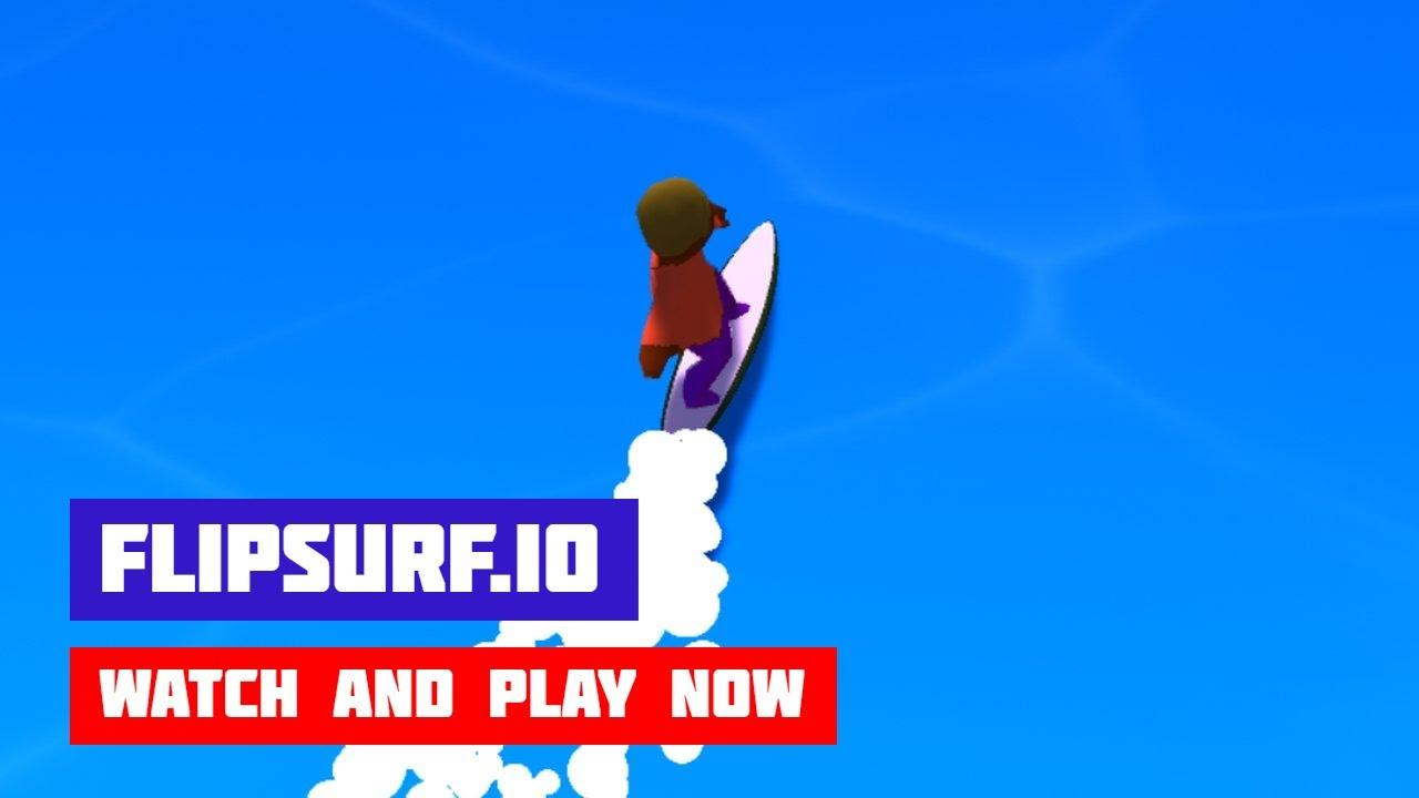 FlipSurf io Gameplay
