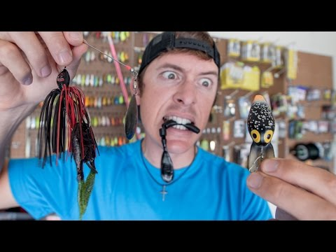 Top 3 Night Fishing Lures for Bass