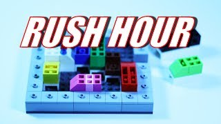 LEGO Rush Hour Game - It's a Fun Traffic Jam Game Puzzle