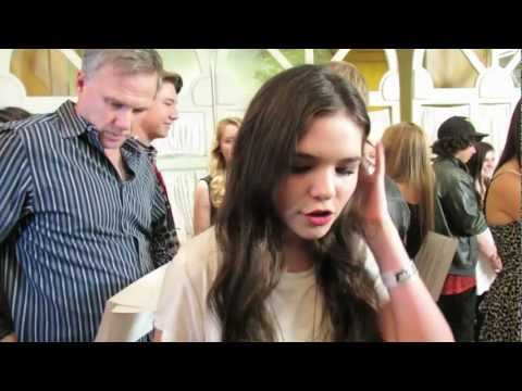 Madison McLaughlin  at ASPCA Rock N Roll Benefit