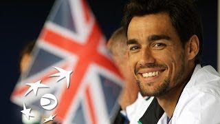 Is Fabio Fognini (ITA) the quintessential Italian?