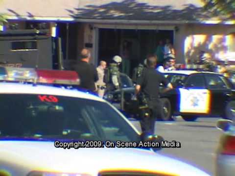 SWAT Sheriff Standoff Foothill Farms 5 7 2009