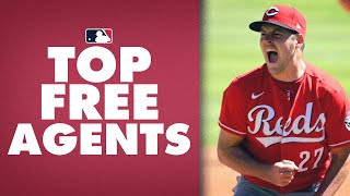 MLB's Top 20 Free Agents for the 2020-21 Offseason (Trevor Bauer, Marcell Ozuna and more!)