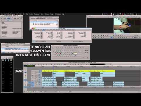 Avid Media Composer - Unterricht 3.1