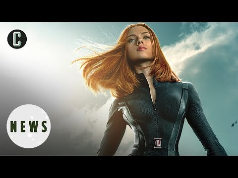 Marvel's Black Widow Standalone Movie Gets a Writer