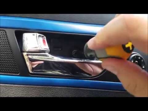 How To Hyundai Veloster Door Panel Removal