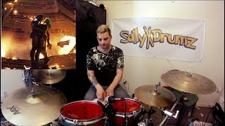 Video SallyDrumz - Coheed and Cambria - Unheavenly Creatures Drum Cover download MP3, 3GP, MP4, WEBM, AVI, FLV September 2018