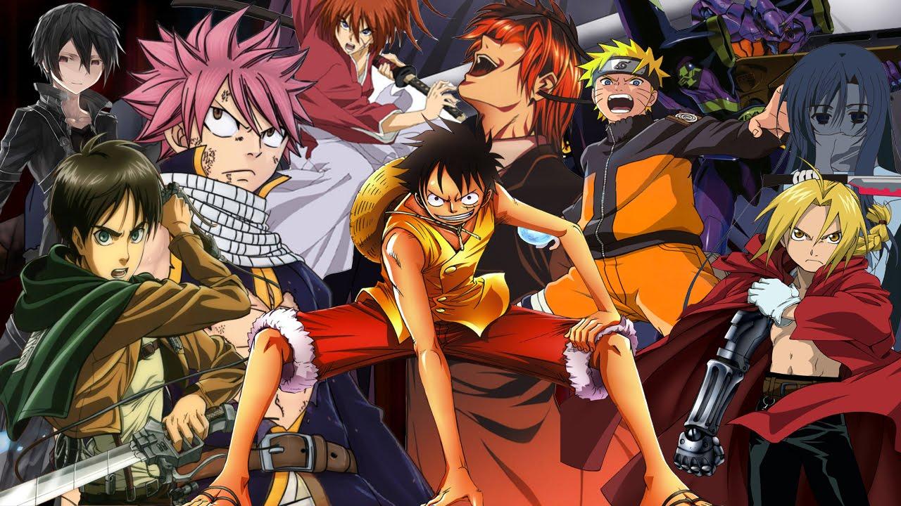 Resultado de imagen para los mejores animes