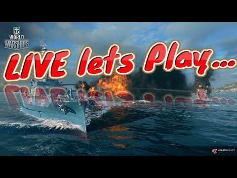 "🔴🔴[GER] World of Warships ""Bald Cleveland T8 Hype"" 🎆Gameplay Deutsch🎆 [!ts !sub !medu] 🔴🔴"