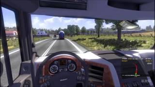 Euro Truck Simulator 2 - Going East! - Poznań to Košice Gameplay [HD]