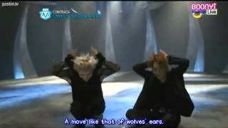 EXO - 130530 Mnet Wide Entertainment News (eng subbed)