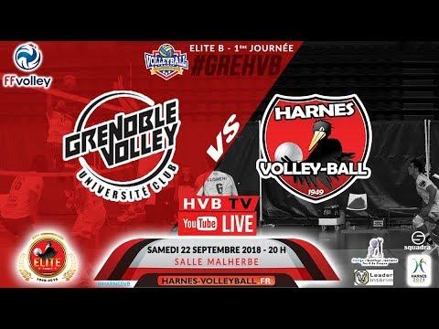 Grenoble VUC - Harnes VB