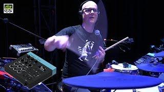 Roland TM-6 Pro Trigger Module Demo by Michael Schack