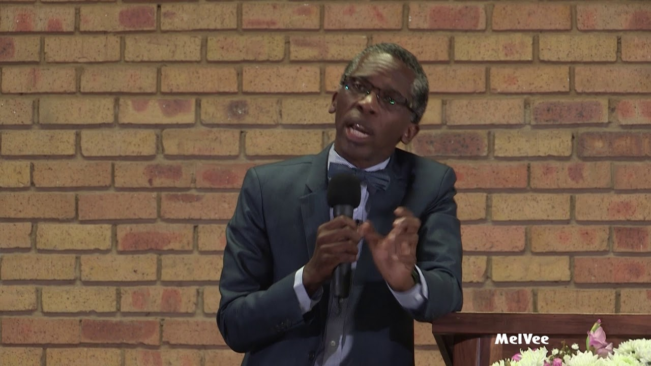 07. GOD IS IN CONTROL    Why Is There Evil In This World (Dr Jongimpi Papu)