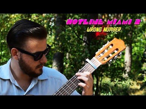 Hotline Miami 2 - Scattle - Remorse Guitar Cover