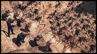 This STARSHIP TROOPERS Mod is EPIC!