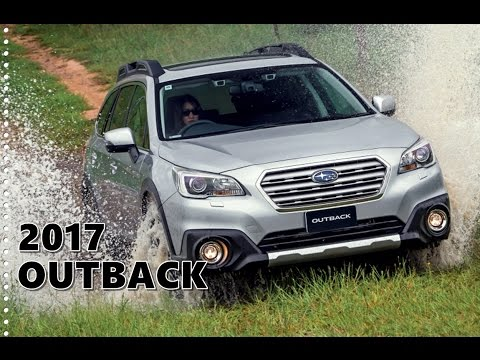 2017 subaru outback driving on and off road youtube. Black Bedroom Furniture Sets. Home Design Ideas