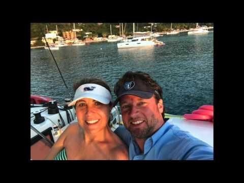 Zephyr BVI sailing w/Stovalls, Jones, Woods, Vances!