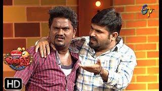 Chalaki Chanti&Sunami Sudhakar Performance | Jabardasth | 9th May 2019  | ETV Telugu
