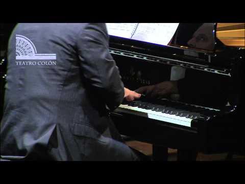 Barenboim-Argerich-West Eastern Divan Orchestra