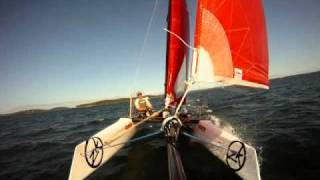 Hobie F18 Wild Cat Training