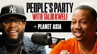 YouTube動画:Talib Kweli And Planet Asia Talk Cali Agents, Wu, Hieroglyphics, Alchemy, 5% Nation | People's Party