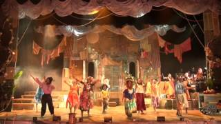 """We Dance"" Clip from ONCE ON THIS ISLAND @ Gainesville Theatre Alliance"