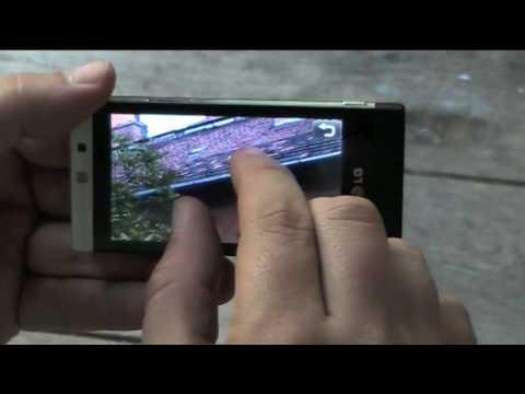 LG GD880 Mini - készülékteszt