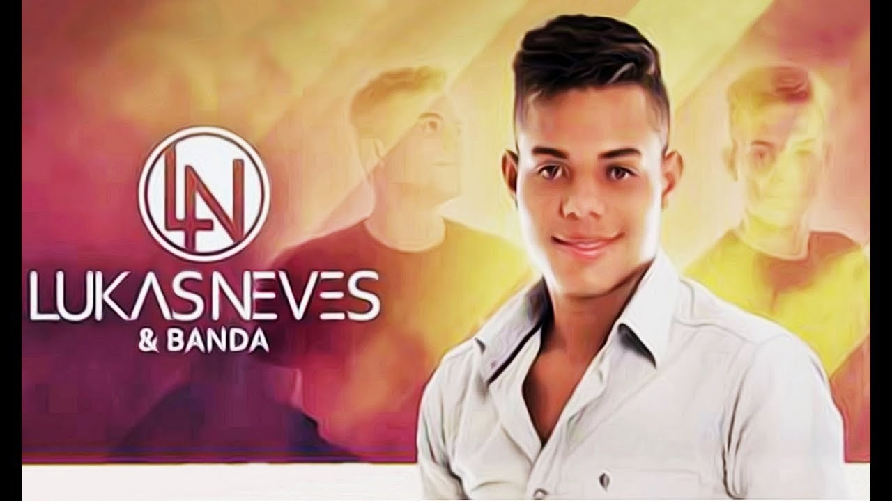 Forró Gospel ● Lukas Neves ( Pode Confiar )