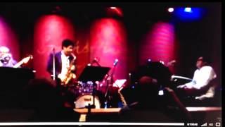 "Ner de Leon Celebrate George Duke ""If You Will"" Live at Spaghettini"