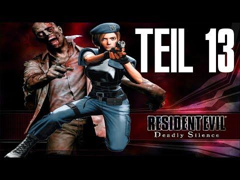 Resident Evil: Deadly Silence Walkthrough (feat. Shepherd) Teil 13 mit Kommentar