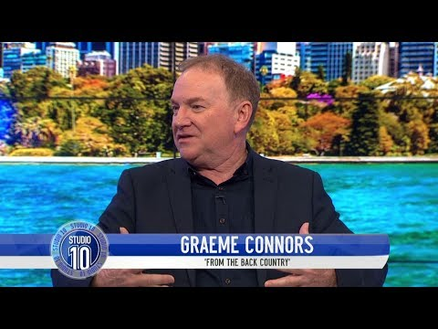 Graeme Connors Releases New Album 'Back From The Country' | Studio 10