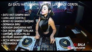 Download lagu DJ SATU HATI SAMPAI MATI VS LUKA JADI CERITA FUNKOT HOUSE MUSIK REMIX MP3