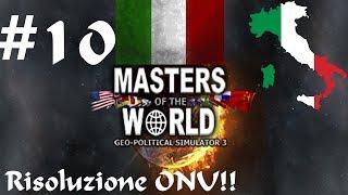Geopolitical Simulator 3 Italia: #10