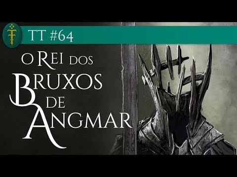TT #64 - Rei dos Bruxos de Angmar (Senhor dos Nazgûl e Senhor de Morgul)