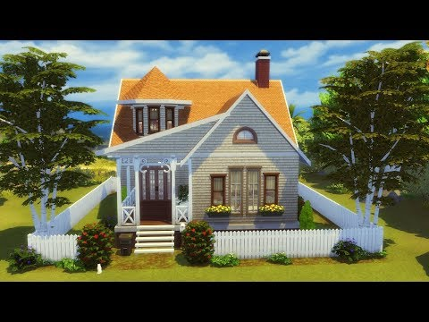 Reforma MTsims - Marina de Bedlington │The Sims 4 (Speed Build)
