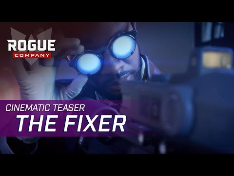 Rogue Company - Cinematic Teaser: Fixer