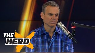 The Broncos beat the Patriots, Bill Parcels explains how it happened| THE HERD