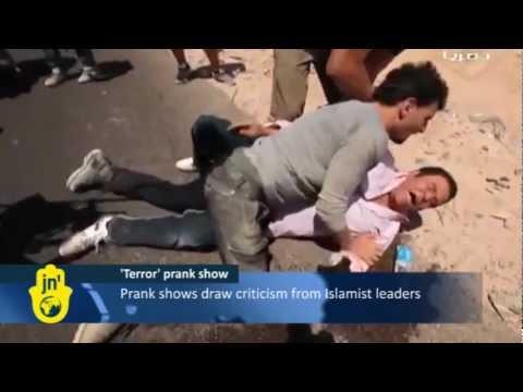 Egypt's Celebrity Kidnapping TV Show 'Comedy': Ramz 'Desert Fox' Jalal Plays a Convincing Terrorist