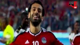 ملخص مباراة مصر و غانا لتصفيات كأس العالم 2016 - 11 -13