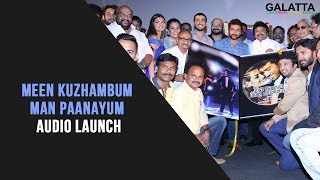 Meen kuzhambum Man Paanayum  Audio Launch