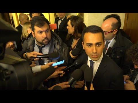 """Dopo voto, Di Maio: """"Vogliamo presidenza Camera ma anche uffici che decideranno sui vitalizi"""""""