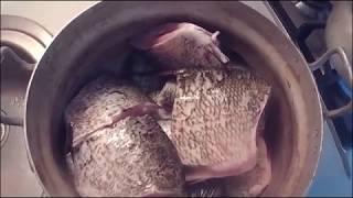 Котлеты из костлявой рыбы
