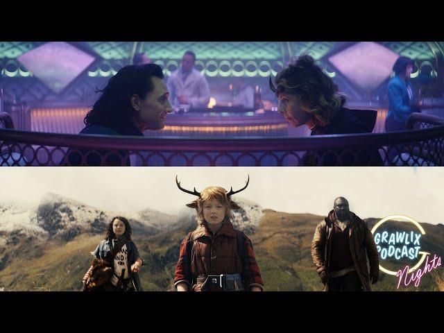 Loki Episode 3 & Sweet Tooth Season 1 - Grawlix Nights