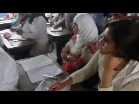 الأستاذ محمد الشبة - درس تطبيقي منهجية القولة الفلسفية