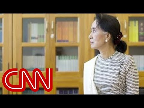 Who is Aung San Suu Kyi?