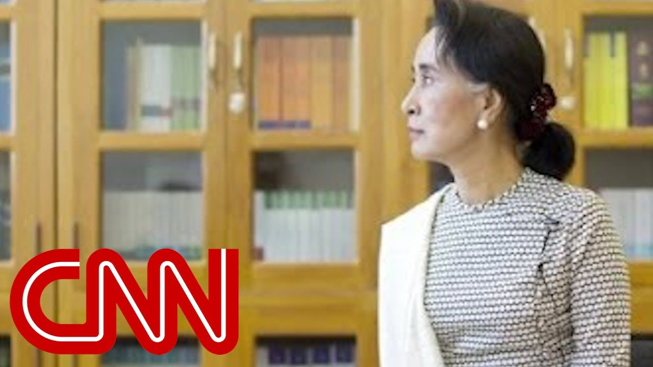Who Is Aung San Suu Kyi  Youtube Who Is Aung San Suu Kyi Examples Of Persuasive Essays For High School also Thesis Examples For Essays Good Health Essay