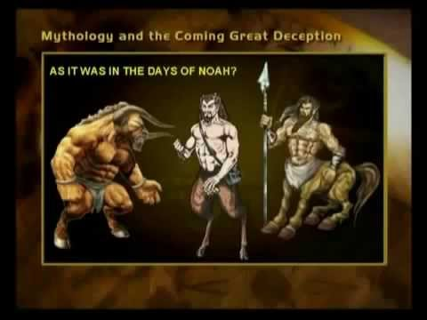 Rob Skiba   Mythology and the Coming Great Deception